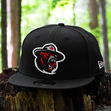 Northern Force - Black New Era 9Fifty Snapback - Front