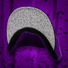 Load image into Gallery viewer, Noble North - Dino Egg - Purple & Black New Era 59Fifty - Undervisor