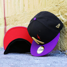 North Star - Black & Purple New Era 59Fifty
