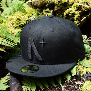 North Star - Blackout Tiger Camo New Era 59Fifty - Front
