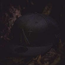 North Star - Blackout New Era 9Fifty Snapback - Front