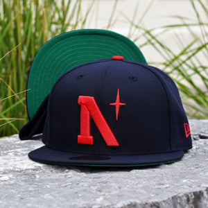 North Star - Heritage - Navy New Era 59Fifty - Undervisor