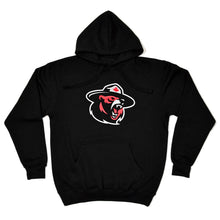 Load image into Gallery viewer, Northern Force - Black Hoodie (Unisex)