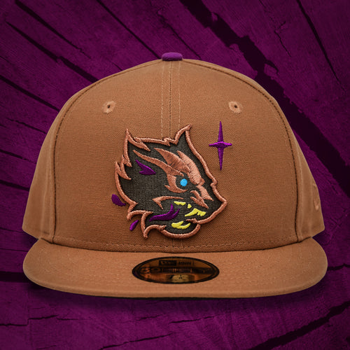 Timber Collection - Timber Wolf New Era 59Fifty - Front