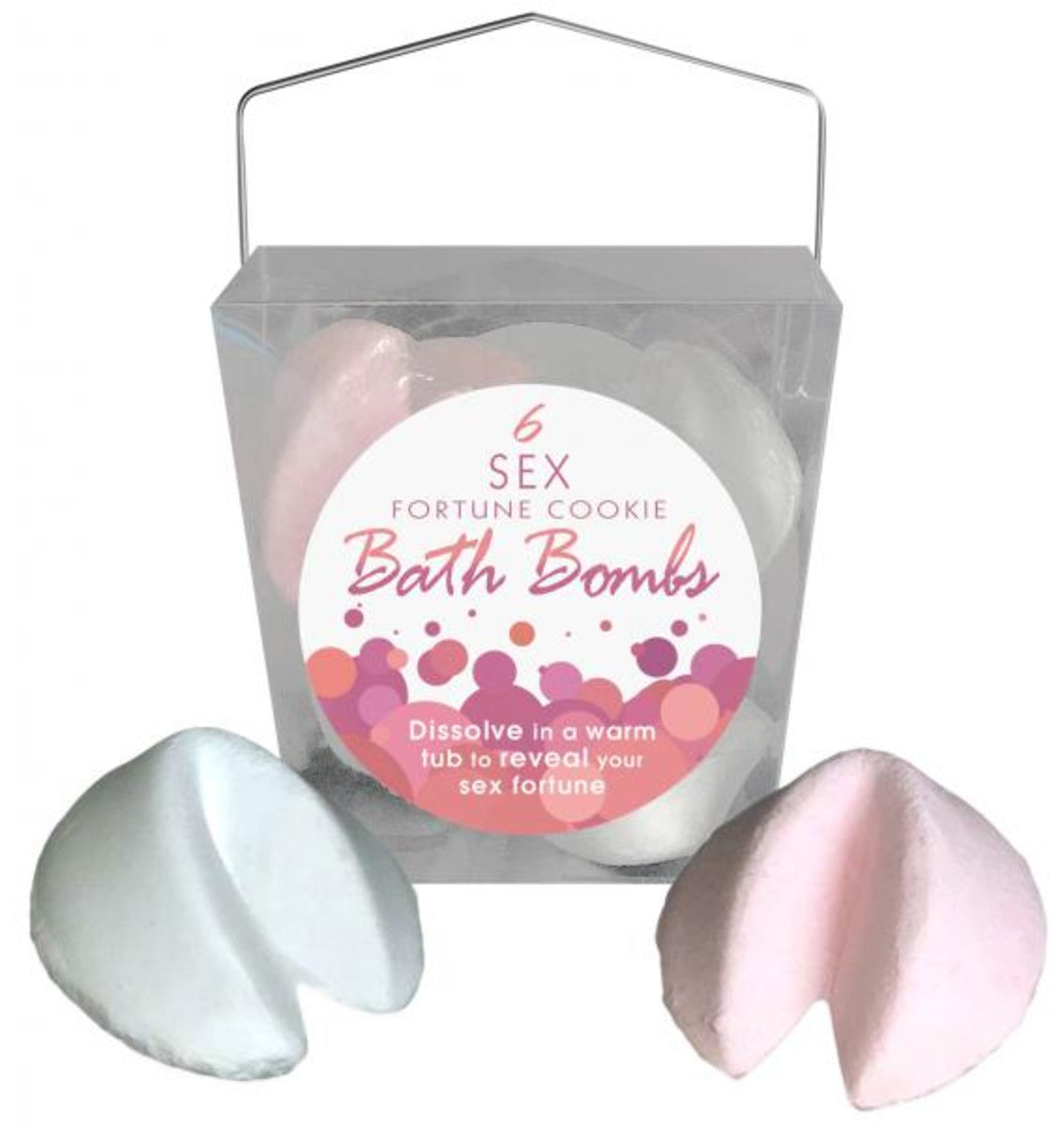 Sex Fortune Cookie Bath Bombs