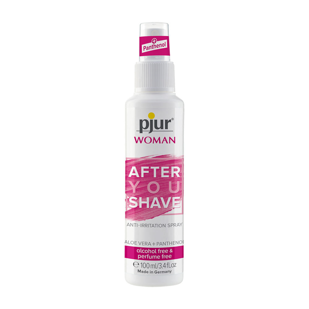 Pjur Woman After You Shave Spray front Image Saucy Hq