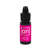 sensuva ON ice Arousal Gel For Her 5ml Bottle side Image Saucy HQ