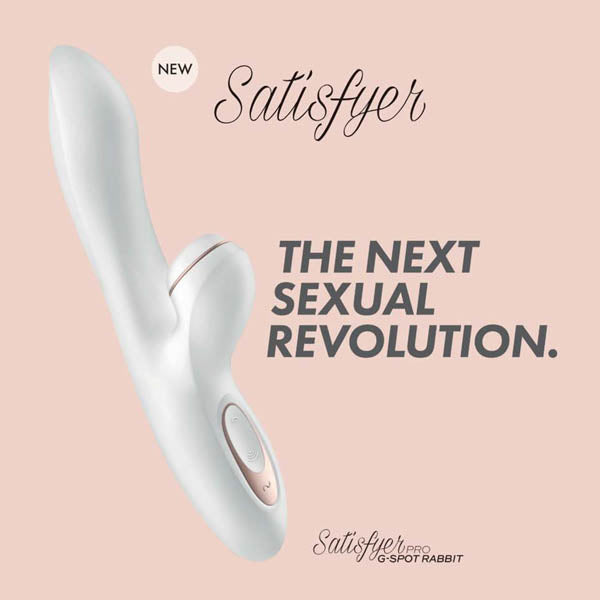 Satisfyer Pro Bunny Saucy HQ Packaging Image