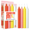 make me melt pastel wax candles front image saucy hq