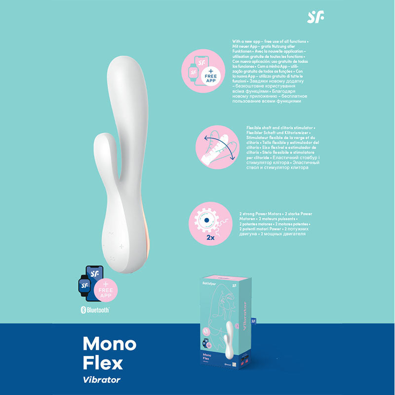Satisfyer Mono Flex Bunny
