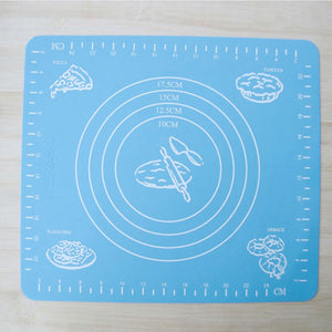 Cute non-stick silicone baking mats! 11.8x15.7in - MY CAKE PLACE