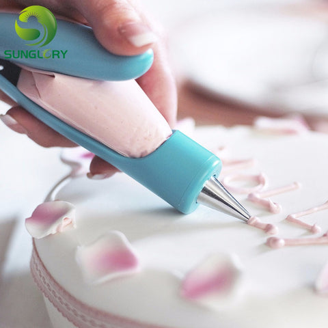 Icing Pen Pastry Bag and Coupler Tip cake decorator - MY CAKE PLACE