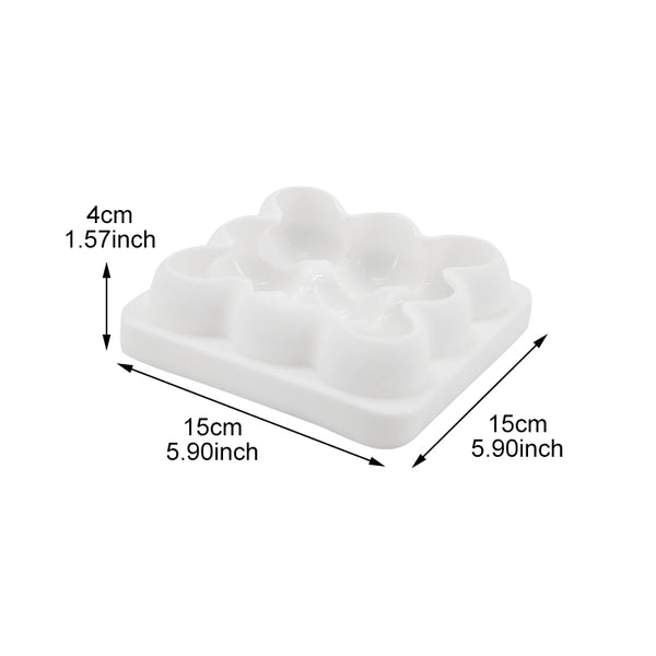 Silicone 3x3 sphere mold - MY CAKE PLACE