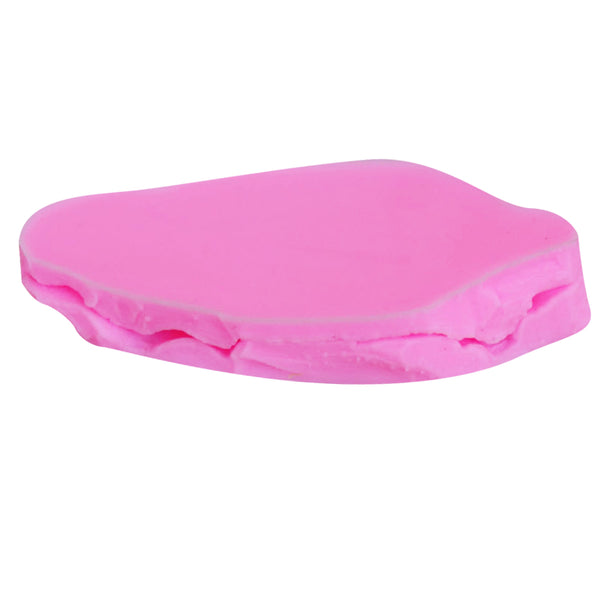 lily flower petal silicone 2 piece mold for fondant cake decorating and clay - MY CAKE PLACE