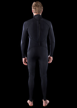 needessentials Wetsuits 3/2 Mens Backzip Wetsuit