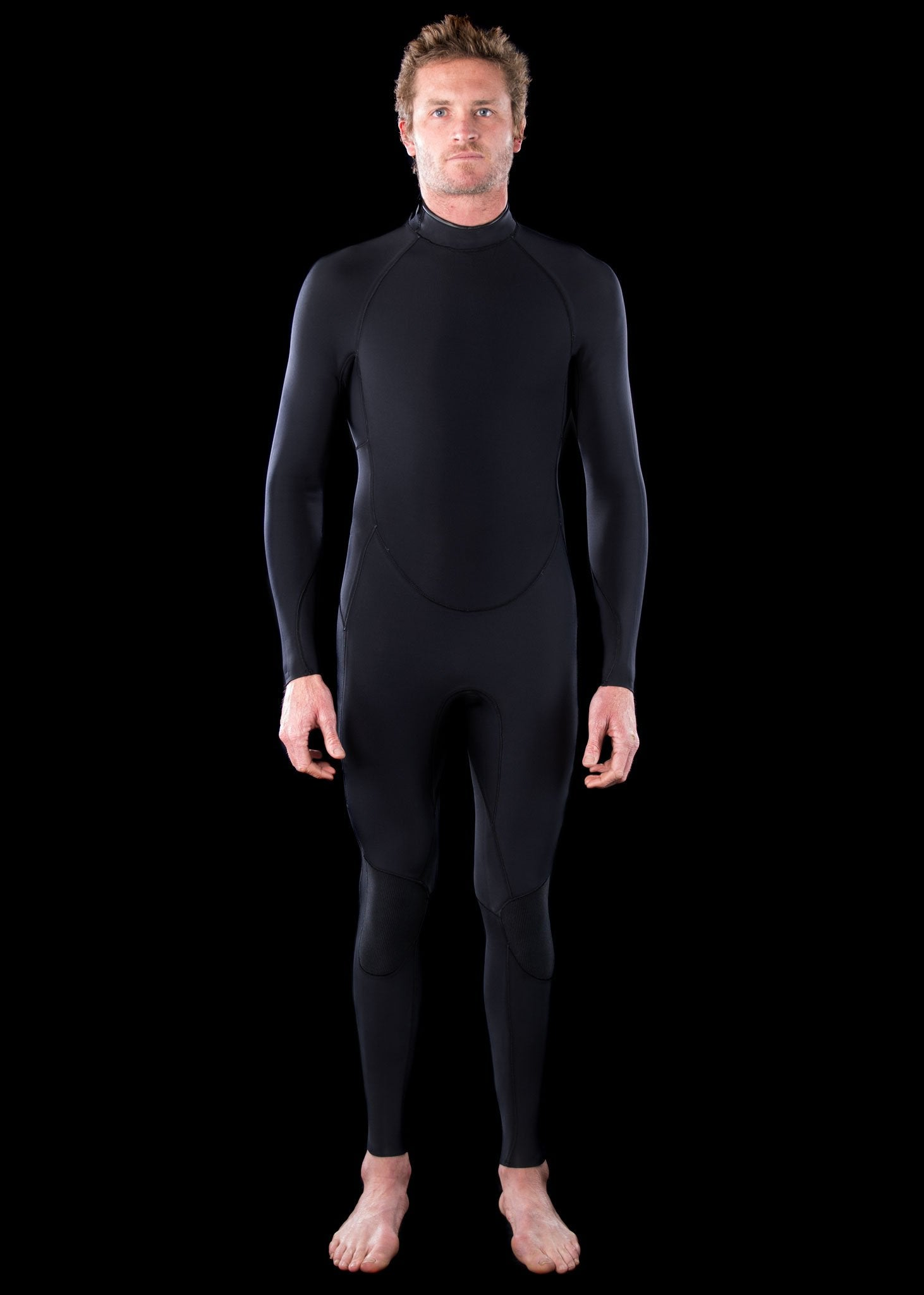 055f456e2c1 needessentials mens 3 2 premium Back Zip Wetsuit