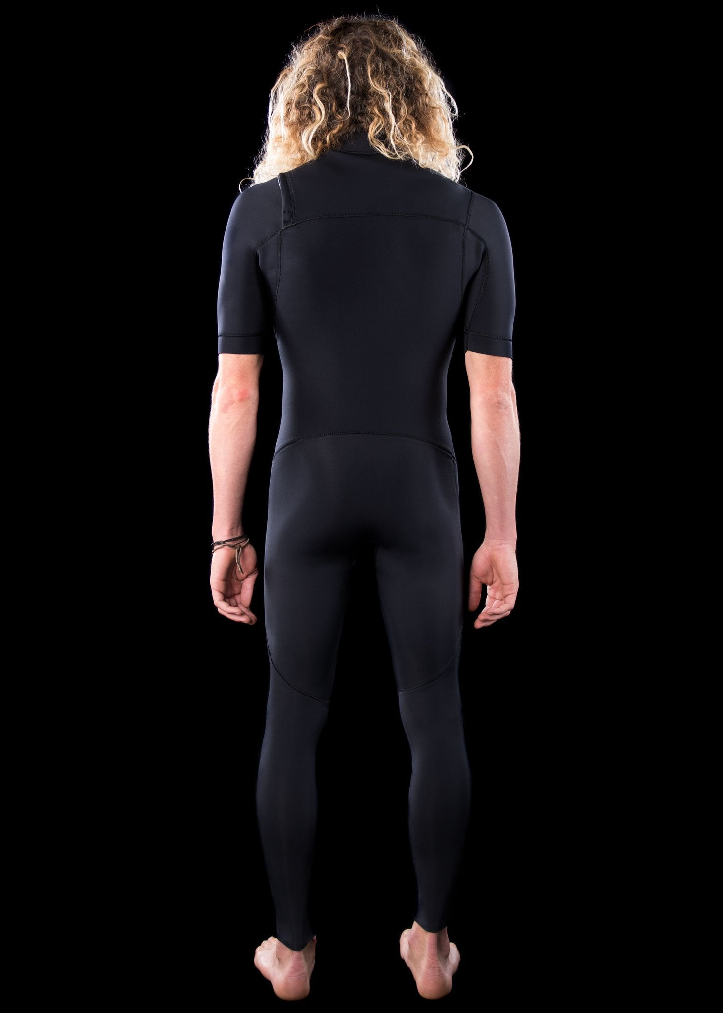 Mens 2.5mm Premium Short Arm Wetsuit