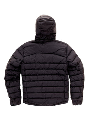 needessentials 750 down layer jacket puffer winter non branded black