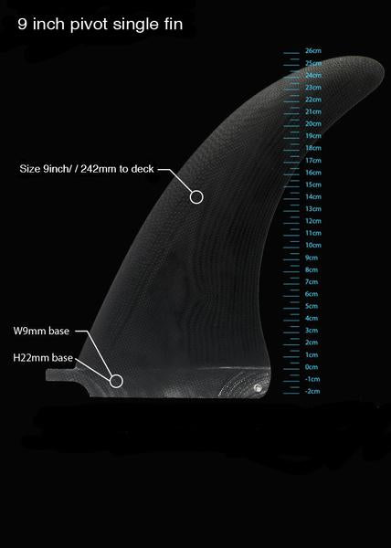 needessentials Classic Surfboard Fin