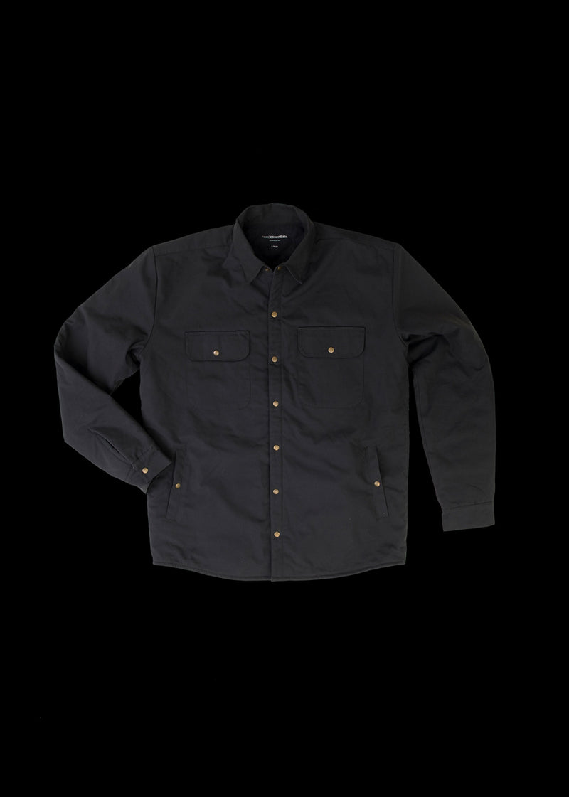 Twilight Black Organic Jacket