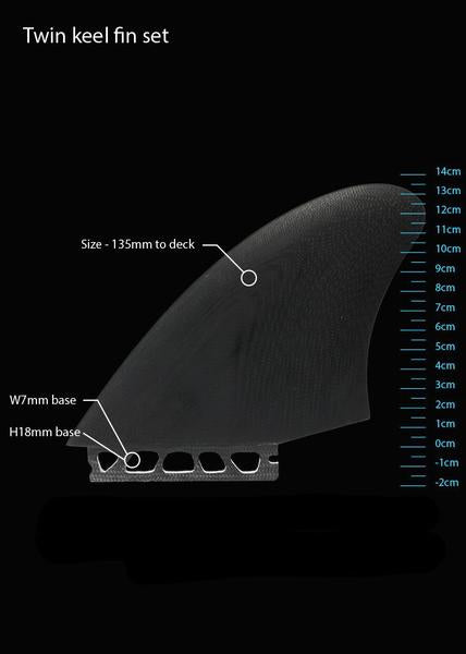 needessentials Keel Fin