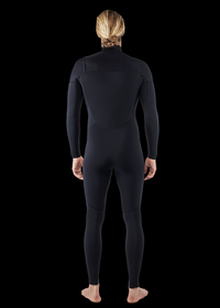 Mens 3/2 Premium Thermal Chest Zip Wetsuit