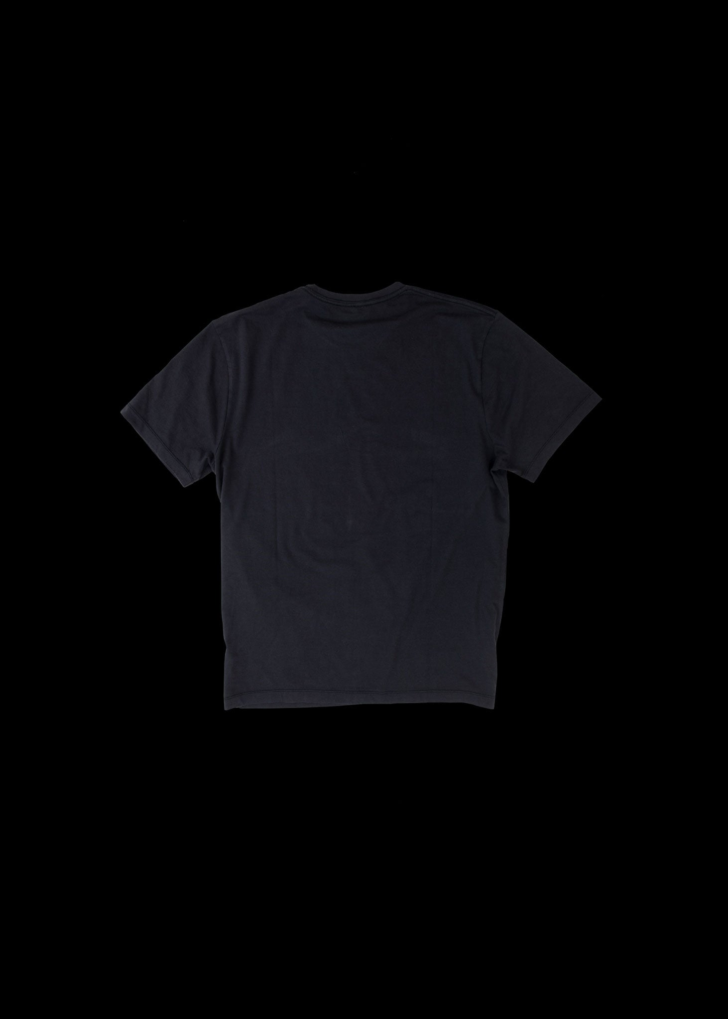 Organic T-shirt Twilight Black