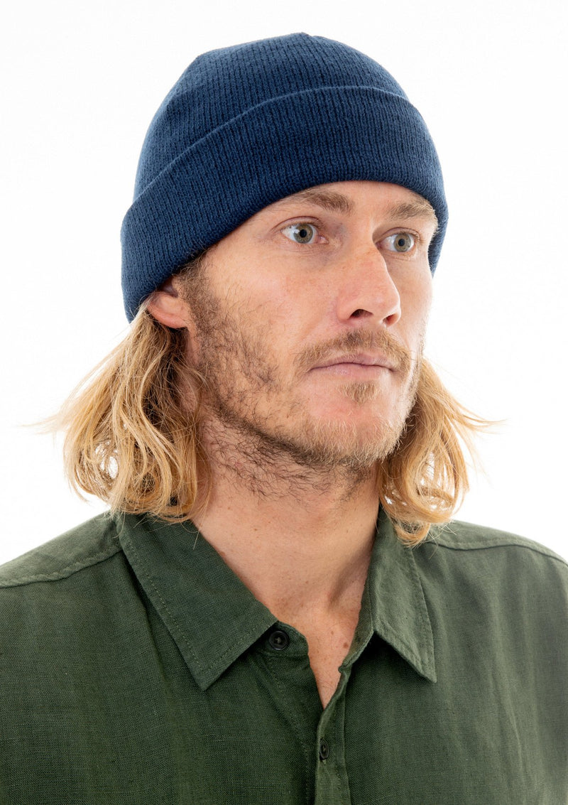 SeedMob Not-For-Profit Beanie - Navy