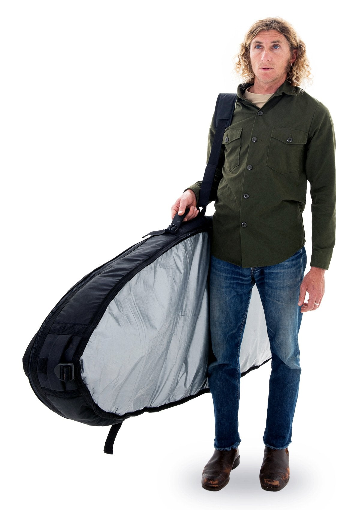 Double Travel Surfboard Bag