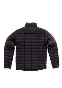 needessentials insulator jacket black layer jacket non branded