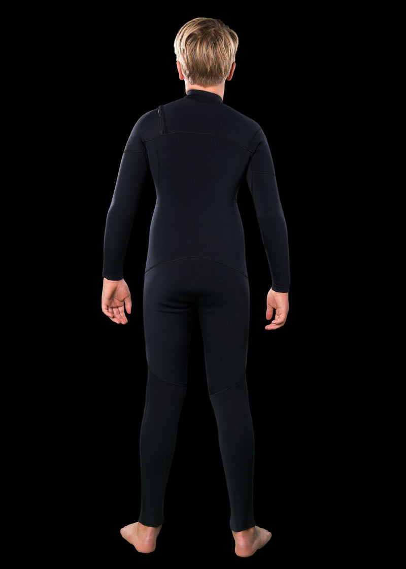 Kids 3/2 Premium Thermal Chest Zip Wetsuit
