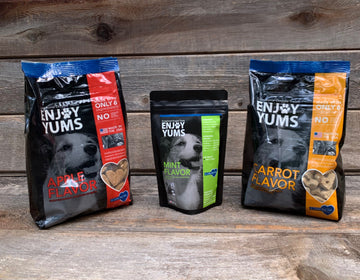 Enjoy Yums Dog Treats