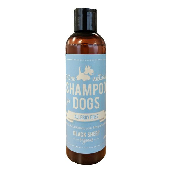 All Natural Organic Dog Shampoo-8oz.