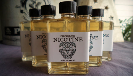 Nicotine Perfume by Hexennacht - 15ml