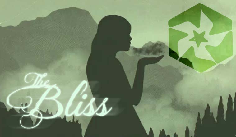 The Bliss Incense by Strange Fire & Fumery
