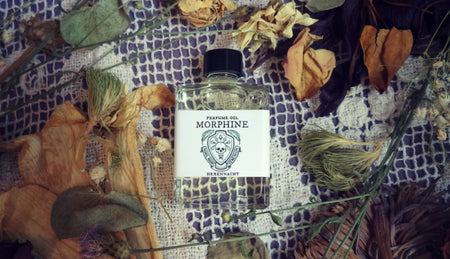 Morphine Perfume by Hexennacht - 15ml
