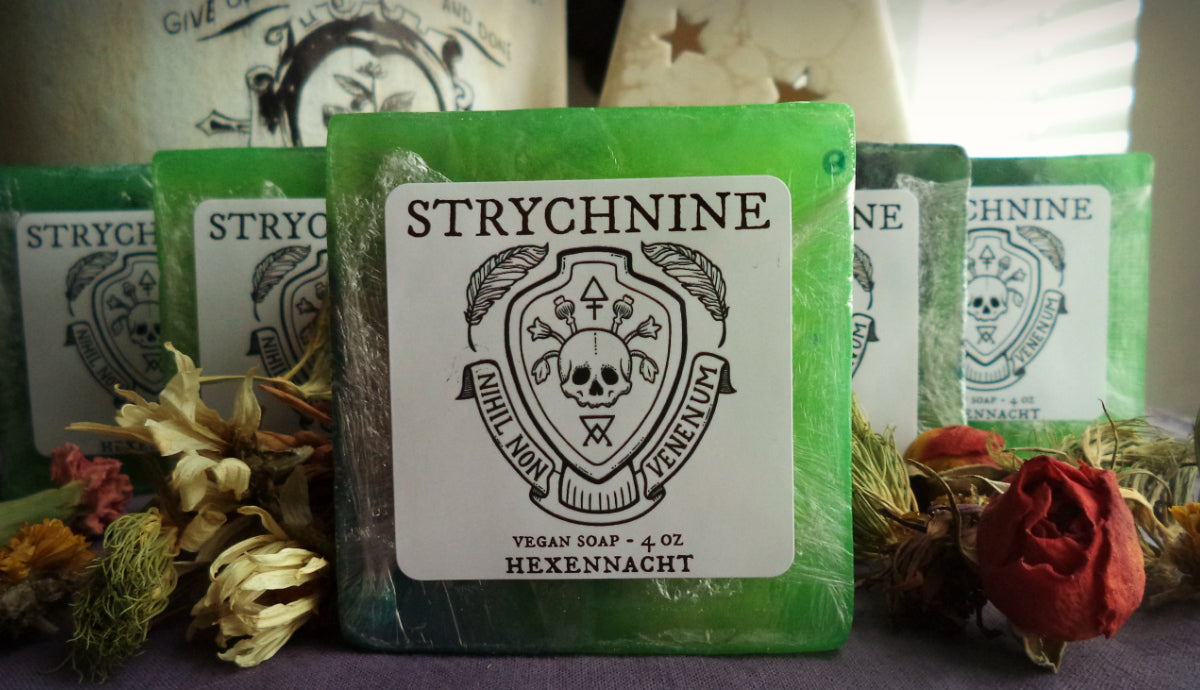 Strychnine Soap by Hexennacht