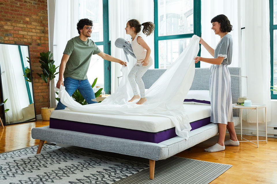 The Polysleep Mattress - Polysleep USA