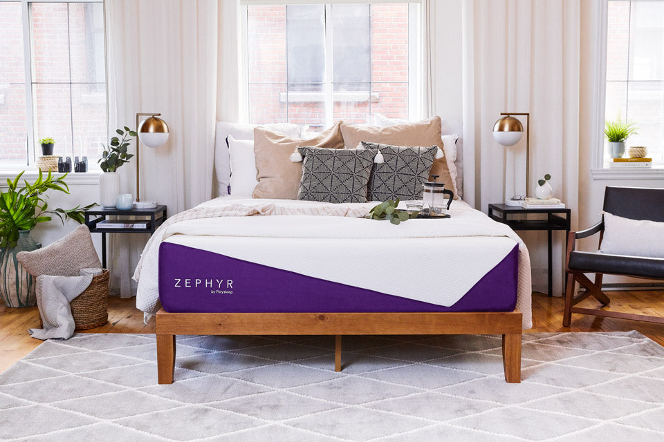 The Zephyr Mattress - Polysleep USA