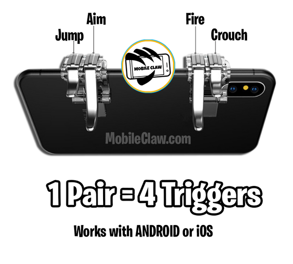 Mobile Claw Triggers Cod Mobile