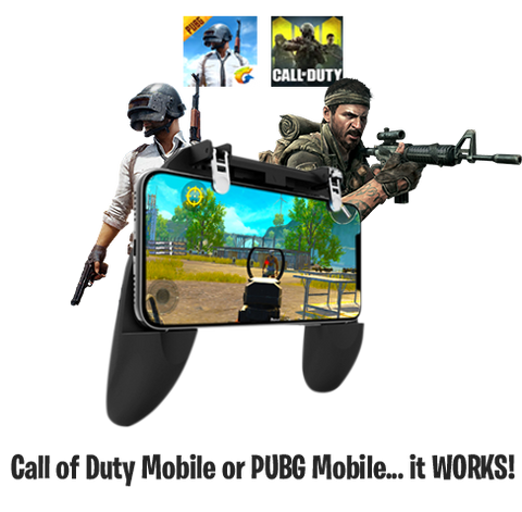 CALL OF DUTY MOBILE CONTROLLER THAT WORKS