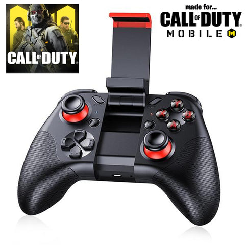 Call of Duty: Mobile Controller - Bluetooth Controller (iOS/Android) –  Mobile CLAW
