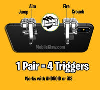 Mobile CLAW Triggers - Mobile CLAW
