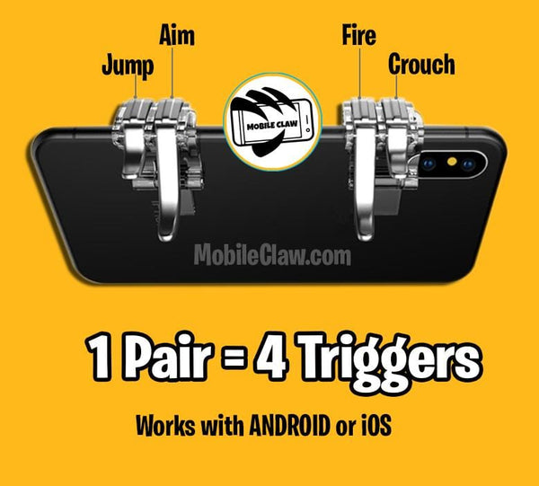 Mobile Claw Triggers