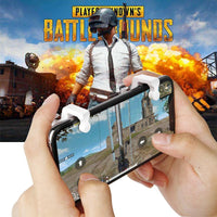 Mobile Gaming CLAW Triggers V2 - Fortnite Mobile Controller Trigger, PUBG Mobile Trigger, and Rules of Survival Trigger