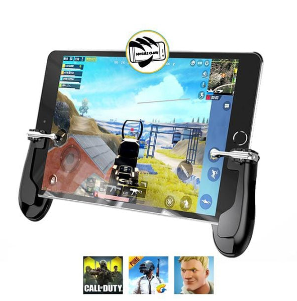 Call of Duty Mobile Controller Trigger with Grip (Tablet/iPad & Phone) - matif-llc