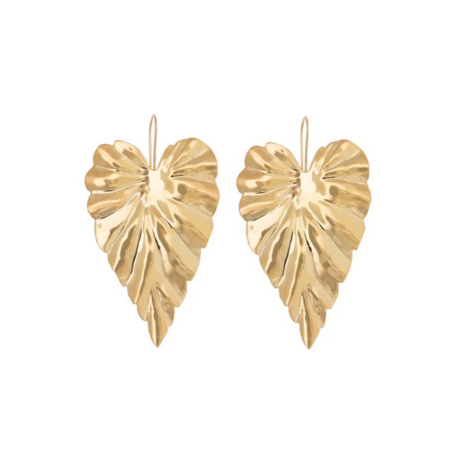 Hoja Earring Small