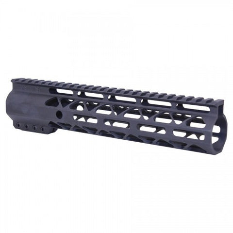 "10"" AIR-LOK SERIES M-LOK COMPRESSION FREE FLOATING HANDGUARD"