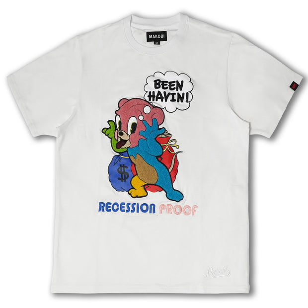M253 Recession Proof Tee - White