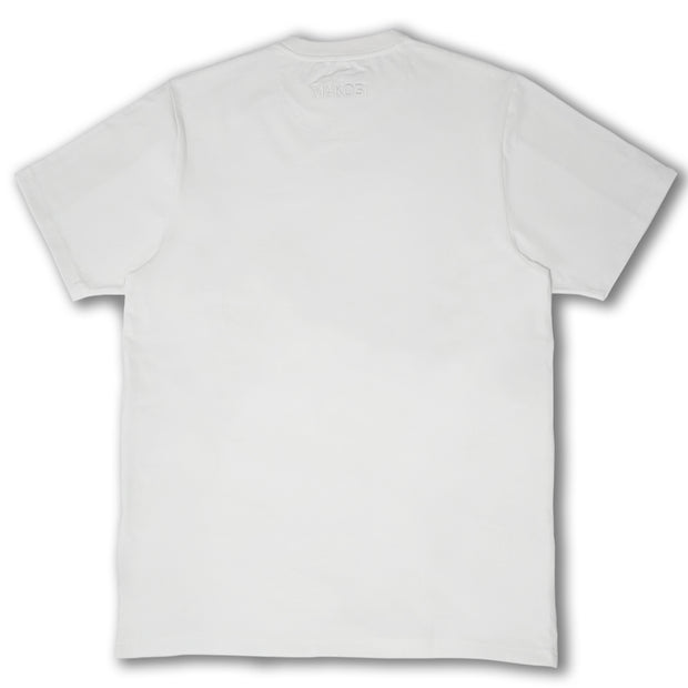 M230 No Bad Vibes Tee - White